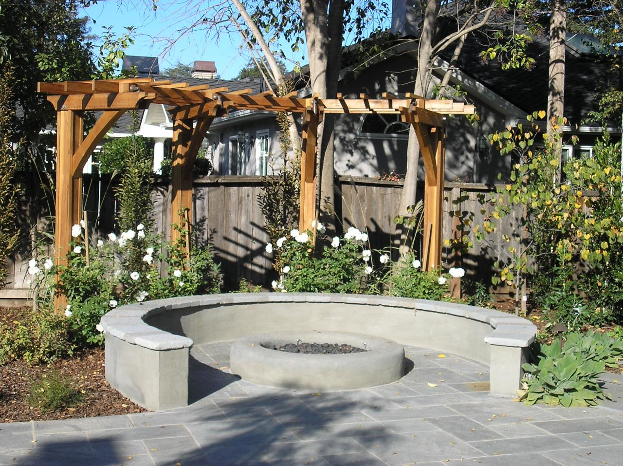 Ambience Garden Design Classic Style